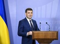 Lemondott az ukrán kormányfő
