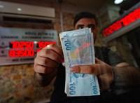 Erdogan a piacokkal akar dacolni, és bedönti a török gazdaságot