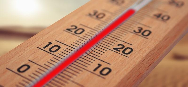 Alaszkában megdőlt a melegrekord, 32 fok volt