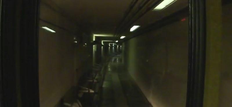 Itt üzemel a világ egyetlen falusi metrója – videó