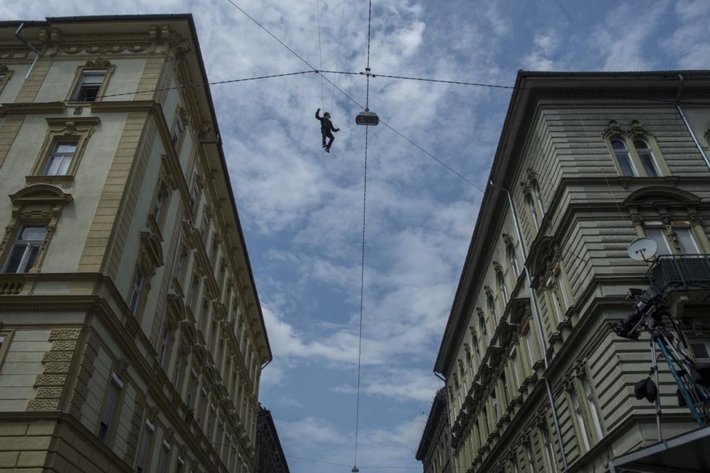 mti.16.07.26. - Mundruczó Kornél ''Felesleges ember'' című filmjének forgatása - yyyyy