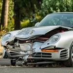 Miért ér egy ilyen Porsche roncsként is félmillió dollárt?