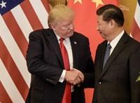 Kereskedelmi háború: Washington engedhet Pekingnek