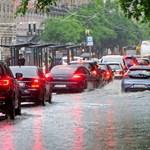 Elkezdtek áradni a nagyobb folyóink a sok eső miatt