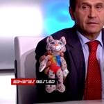 Szenzációs interjúban tagadta meg Gyárfás Tamás a vizes vb kabalaállatát - videó