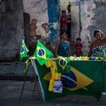 Ezt nézze ma: de mi van, ha a brazilok kikapnak?
