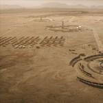 1000 űrhajóval népesítené be a Marsot Elon Musk, 30 éven belül egymillió ember lakhat ott