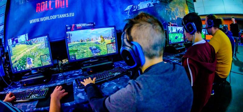 Kétszázezer magyar él a számítógépes játékok világában