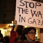 Magyar média és külügy menni Gáza