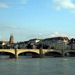 Kultúrsokk Európában: Bázelben tényleg művészet van (videó)