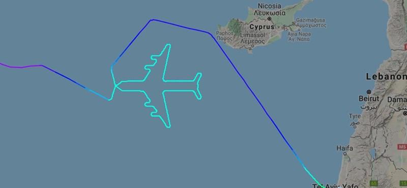 Egy hatalmas rajzolt Boeinggel vett búcsút flottájától az El Al