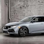 Itt az új ötajtós Honda Civic