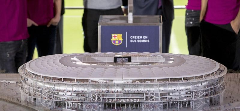 No, így kell stadiont építeni