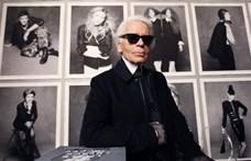"""Karl Lagerfeld: """"Vámpír vagyok, más emberek vérét veszem"""""""
