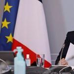 Macron kicsit lelassult a koronavírustól, de dolgozik tovább