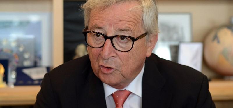 Juncker: Meg kell kezdeni a csatlakozási tárgyalásokat Észak-Macedóniával