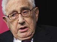 Kissinger: Amerika és Kína a hidegháború határán