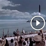 Videó: kísérteties a hasonlóság egy 1959-es szovjet sci-fi és egy nemrég történt esemény között