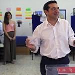 Ciprasz letette a miniszterelnöki esküt