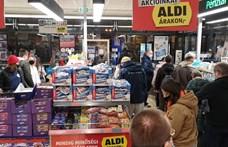 Béremelés volt az Aldinál, az áruházvezetők kezdő bére bruttó 600 ezer forint lett