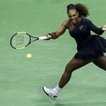 Serena Williams és Roger Federer csapott össze az újév teniszmeccsén