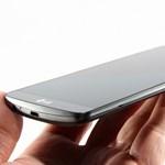 Lézerfény és elképesztő kijelző – teszten az LG G3