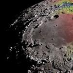 Lenyűgöző videót készített a NASA: 4K-ban járhat körbe a Holdon