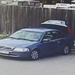 Újabb autós, aki úgy érezte, három zsák szemetet csak úgy kihajít a kocsiból - videó
