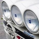 700+ lóerős és 34 éves ez az eladó sorba került Ford RS200