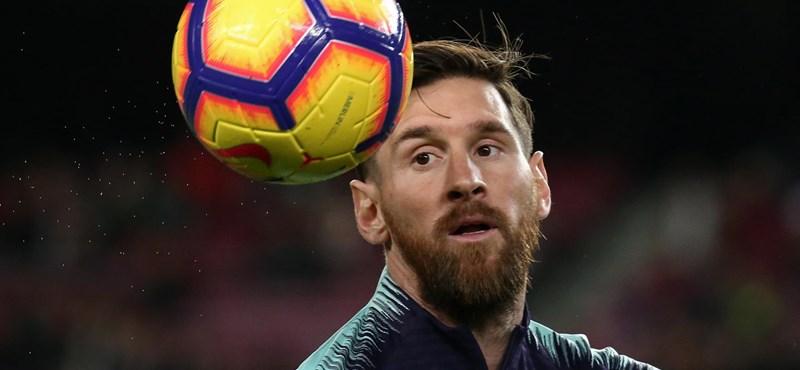 Messi szerint korrupt bíró állította ki őt