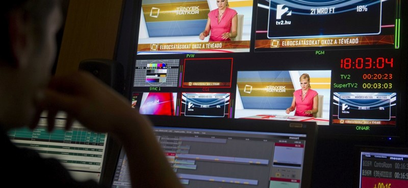 A TV2 rúg egyet az RTL-be, de valójában elismeri a konkurens vádjait