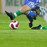 Magyarország - Görögország: 0-0