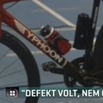 Tagadja a doppingvádakat a magyar biciklis, aki elektromotorral bukott meg a versenyen