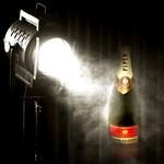 Mi folyik az Oscar gálán? Természetesen champagne