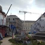 Mostantól a Várkapitányság felel a Várban zajló kormányzati beruházásokért