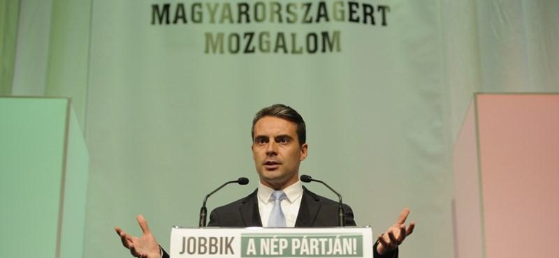 Fél éve még nem látta megfoghatónak az ÁSZ a tiltott párttámogatást, mégis lett Jobbik-ügy