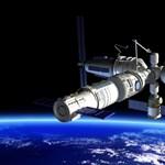 Nincs tovább, itt az idő: péntek és hétfő között csapódik a Földbe a 8500 kilós, irányíthatatlanná vált űrállomás