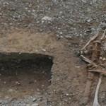 1300 éves katona érintetlen sírját találták meg a kutatók