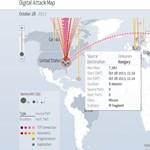 Izgalmas térkép: most éppen itt történik túlterheléses támadás