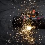 Látványos versenyen nyert Ricciardo a Forma-1 kínai nagydíján