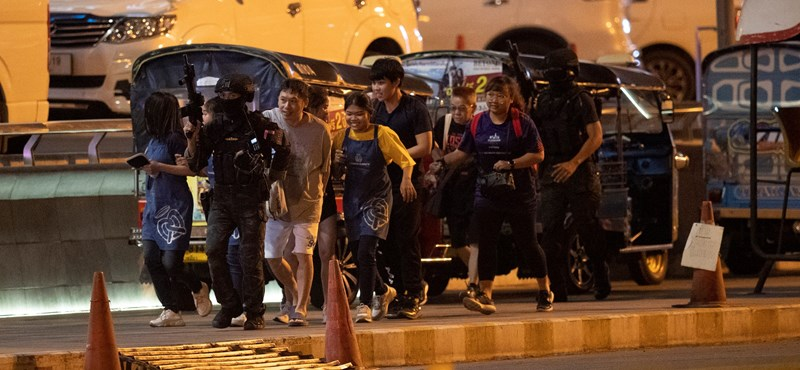 Végeztek az ámokfutó thaiföldi katonával