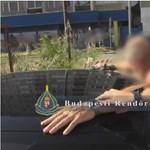 Kokain, marihuána, ecstasy: öt díler kezén kattant a bilincs Budapesten – videó