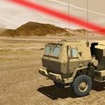 Drónvadász lézerkamiont kap az amerikai hadsereg