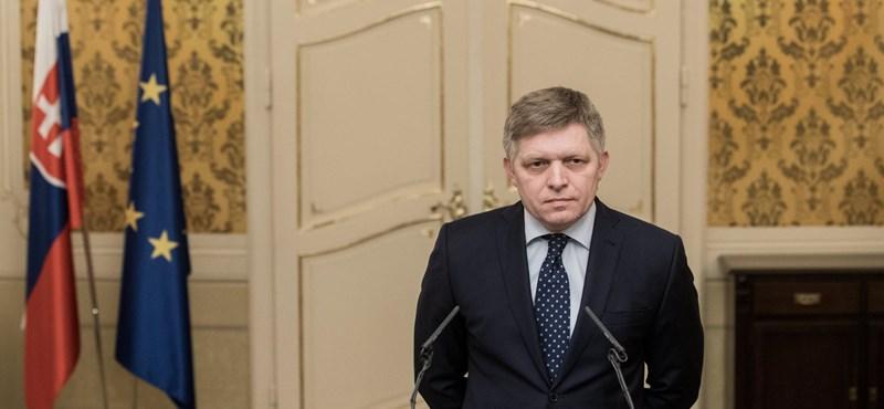 Bizalmatlansági indítványt adtak be Fico kormánya ellen