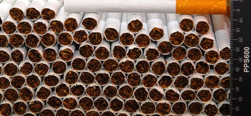 Van már látszatja, hogy kiparancsolták a dohányosokat