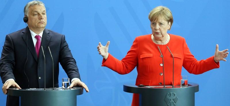 Orbán, Merkel és a valóság: teljesen máshogy látják