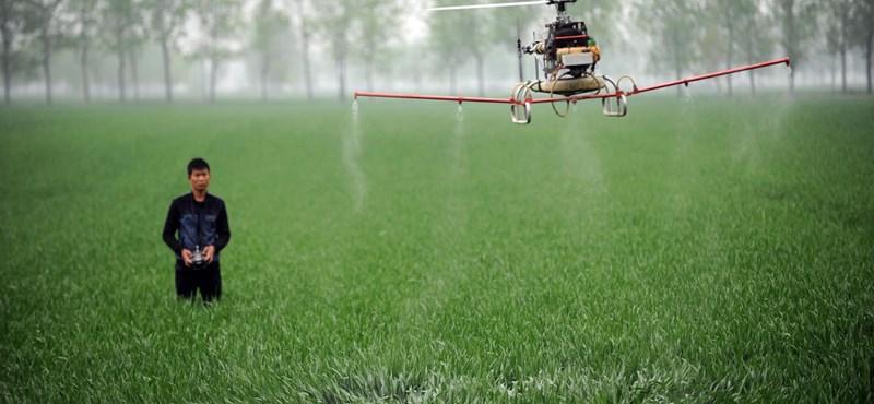 Nem találja ki, hol indul a világ első drón-csomagkézbesítő szolgáltatása