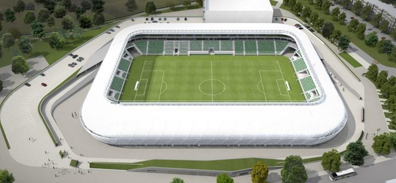 13 milliárdot sem sajnálnak a Haladás stadionjára - nem titok többé, hogy kié a biznisz