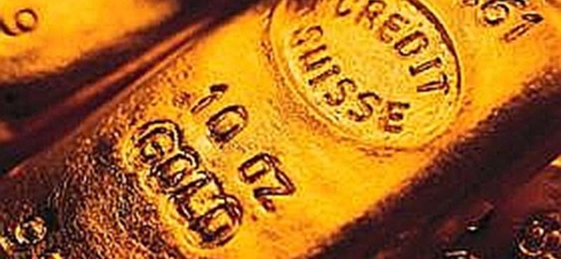 Elkapkodták a BÁV teljes aranykészletét