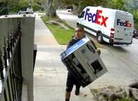 Felkerülhet a megbízhatatlan cégek kínai listájára a FedEx